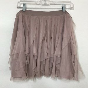 NWT Lauren Conrad Wonderland Skirt.